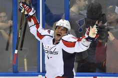 Capitals take control of series with bizarre game-winner... #WashingtonCapitals: Capitals take control of series with… #WashingtonCapitals