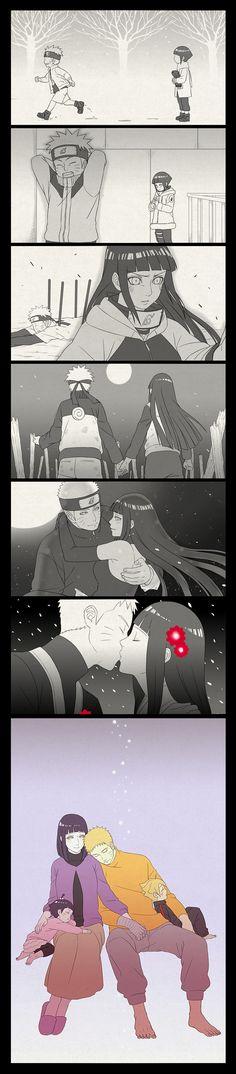 Tags: NARUTO, Uzumaki Naruto, Hyuuga Hinata, Comic, Pixiv, Uzumaki Family…