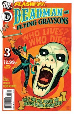 Flashpoint: Deadman and the Flying Graysons #3 - Death of the Family October 2011