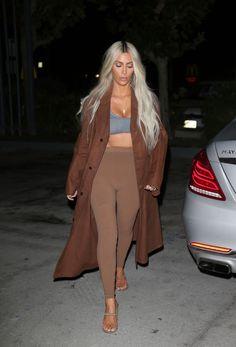 Kim Kardashian 11/28/17