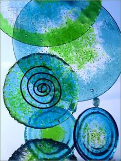 Wind chimes...all kinds and styles.