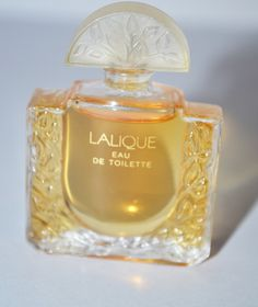 Lalique Eau De Toilette - Shop QuirkyFinds.com