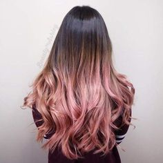 Here are some of the best hair color ideas for brunettes including brown hair shades, brunettes with highlights and seasonal trends. color unique 13 Hair Color Ideas for Brunettes Gold Hair Colors, Ombre Hair Color, Cool Hair Color, Brown Hair Colors, Hair Colour, Color Red, Color Streaks, Ombré Hair, New Hair