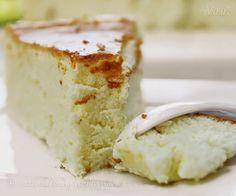 עוגת גבינה ללא קמח - כמו בבתי מלון (של בתיה דורון)