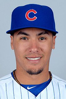 Ask the Collier girls, whose your favorite Cubs player? Um.... JB... Yes!