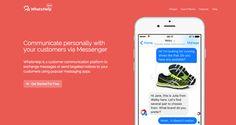 WhatsHelp.io 在網站加入 FB、LINE 等 App 按鈕,讓讀者與你保持聯絡
