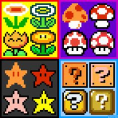 Power Up Evolution by Brother Brain. Super Mario Bros. (NES) Nintendo 1985.Super Mario Bros. 2 (NES) Nintendo 1988.Super Mario Bros. 3 (NES) Nintendo 1990. Super Mario World (SNES) Nintendo 1991. Super Mario All-Stars (SNES) Nintendo 1993.