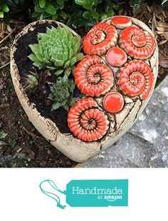 Coil Pots, Unique Gardens, Pottery Designs, Ring Dish, Plant Holders, Container Plants, Clay Projects, Planting Succulents, Ceramic Pottery
