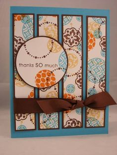 Designer Paper Scraps by mandypandy - Cards and Paper Crafts at Splitcoaststampers