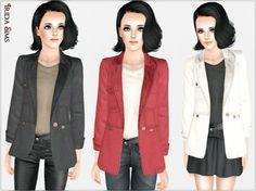 Blazer by Irida - Sims 3 Downloads CC Caboodle