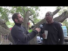 Lakota Elder Robert Eder delivered a powerful speech against Greed - Nipmuc…