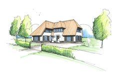 Villa bouwen Noord-Holland