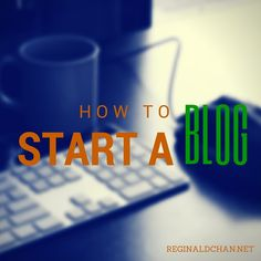 The Complete Guide In Starting A Blog + Infographic  Read the full article here: http://www.reginaldchan.net/how-to-start-a-blog/  #infographic #starblogging #bloggingtips