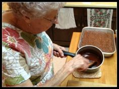 Grandmothers Old fashioned Recipe for Chocolate Fudge Icing