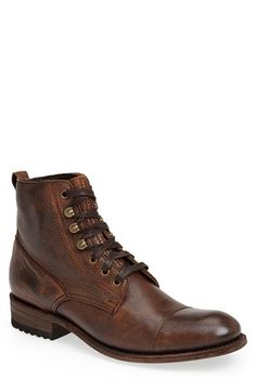 Sendra 'Station' Cap Toe Boot | Nordstrom