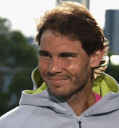 Rafa Nadal, Orphan Black, Tennis Players, Gorgeous Men, Champion, Smile, Sports, Bb, Gifs