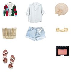 """""""Abaixe as armas que você está usando para lutar"""" by smelyssa078 on Polyvore featuring Canvas by Lands' End, Tory Burch, Chanel, Stella & Dot and NARS Cosmetics"""