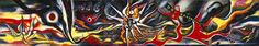 Taro Okamoto : Myth of Tomorrow  (Mural)