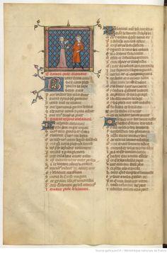 Le Roman de la Rose, par Guillaume de Lorris et Jean Clopinel, ou de Meun.