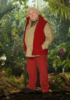 Celebrity Jungle 2012 Colin Baker