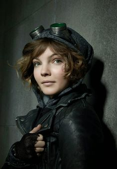 Camren Bicondova as Selina Kyle | Gotham