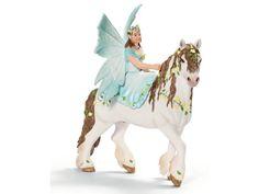 SCHLEICH - 70452 - Eyela à cheval