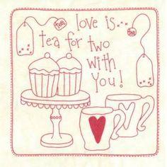 Tea and Cupcakes