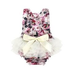 Kryssi Kouture Burgundy Floral Ruffle Bum With Chiffon – Ruffles Baby Fall Fashion, Fall Fashion 2016, Lace Bodysuit Long Sleeve, Lace Romper, First Birthday Outfits, Chiffon Ruffle, Big Bows, Baby Boutique, Pink Polka Dots
