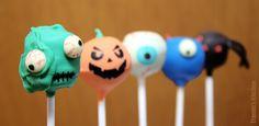 Evil: Halloween Cakepops