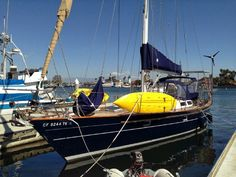 1983 Norseman 447 Cutter Sail Boat For Sale - www.yachtworld.com