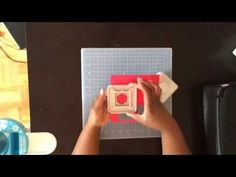 Creative Memories Hexagon Place n Punch Product Review - YouTube