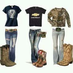 For the #Redneck #Country #Girl When my love wants me a lil country!!! Love it!!!!