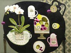 Rachael Taylor: Artist Review / / Vanessa Bowman