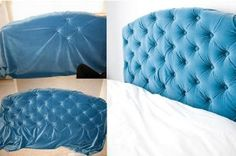 40 Ideas For Diy Headboard Tutorial Ideas Furniture Projects, Home Projects, Home Crafts, Diy Furniture, Diy Home Decor, Diy Crafts, Pallet Projects, Luxury Furniture, Furniture Design