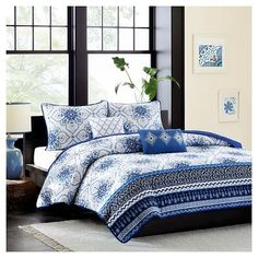 Taylor Quilted Coverlet Set