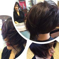 Haircut byisidoros  IsidorosMexisSalon  hairstyle  Κούρεμα  Κουρέματα Fashion, Drawing Rooms, Moda, La Mode, Fasion, Fashion Models, Trendy Fashion