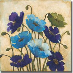 Wani Pasion 'Bloom Where You are Planted' Canvas Art   Overstock.com Shopping - The Best Deals on Canvas