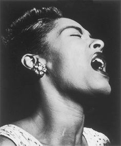 See the latest images for Billie Holiday. Listen to Billie Holiday tracks for free online and get recommendations on similar music. Billie Holiday, Lady Sings The Blues, African American Culture, American History, Photo D Art, Centenario, Ladies Day, Concert, Afro