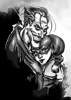 Mad Love Joker Harley Quinn