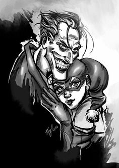 Mad Love Joker Harley Quinn