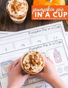 No-Bake Pumpkin Pie in a Cup