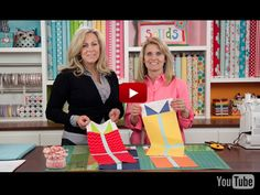 Riley Blake Designs presents June Block of the Month Video