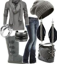 Winter Outfit .