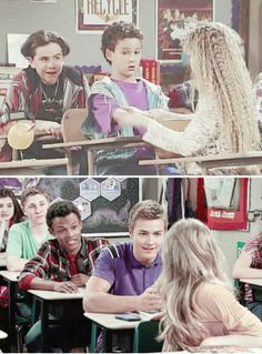 Lucaya!...Girl Meets World...bmw&gmw parallels