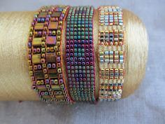 Affinity bracelets from Mirrix