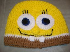 Spongebob hat. Where would I wear this? Where ever the heck I wanted!