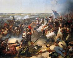 The Battle of Fleurus (26 June 1794), was a major engagement between the army of the First French Republic and the Coalition Army (Great Britain, Hanover, Dutch Republic, and Habsburg Monarchy) during the French Revolutionary Wars. Both sides had forces in the area numbering in the vicinity of 80,000 men, but the French were able to more effectively concentrate their troops in order to achieve victory against the First Coalition.