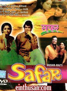 Safar Hindi Movie Online - Rajesh Khanna, Sharmila Tagore and Feroz Khan. Directed by Asit Sen. Music by Kalyanji Anandji. 1970 [U] w.eng.subs