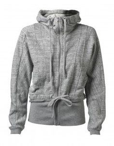 b9f9c6141ba6 Relax Relax Track Hoodie Grey Melange new collection