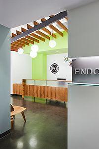 Endodontics of Denver - Dental Office Design by JoeArchitect in Denver, Colorado